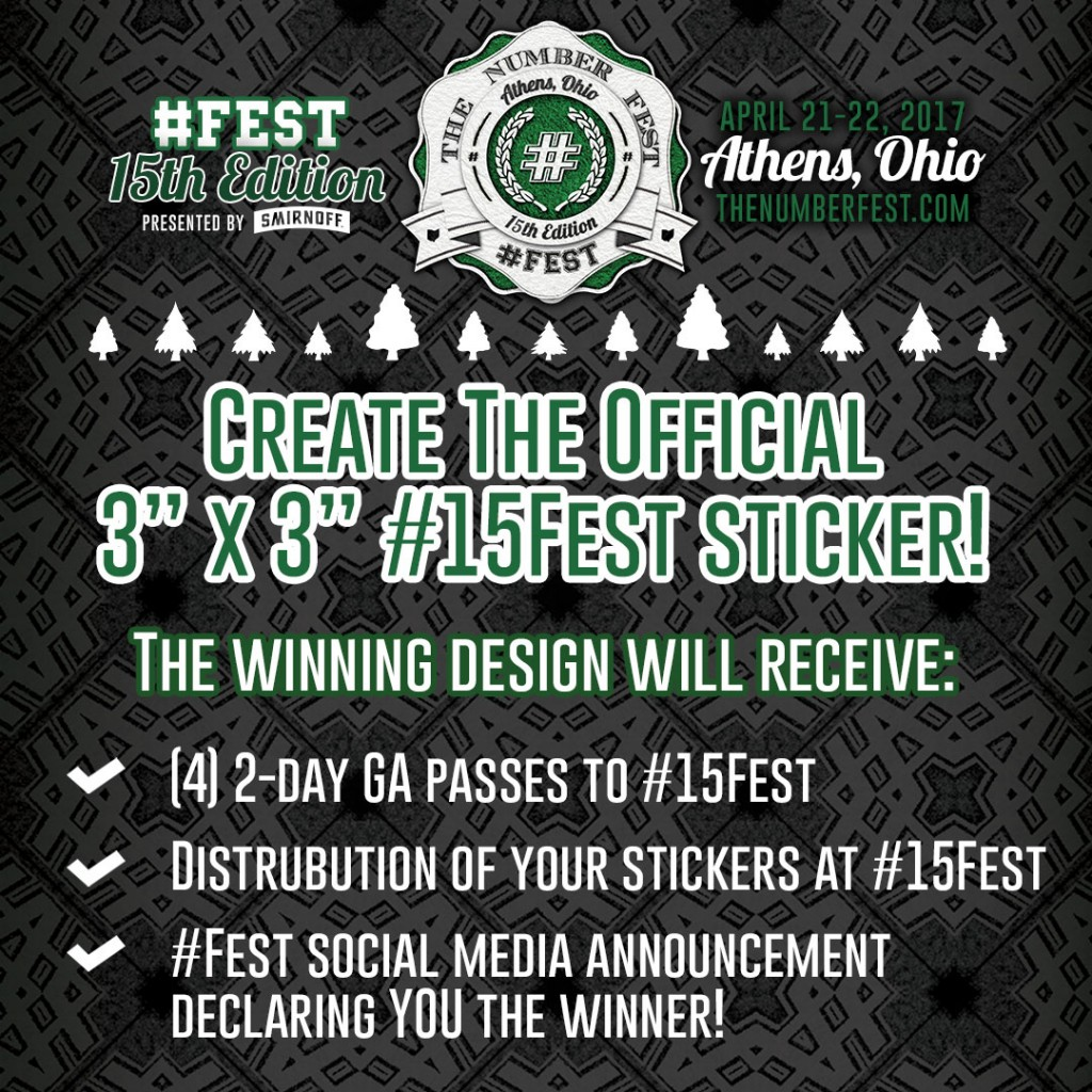 Sticker-contest